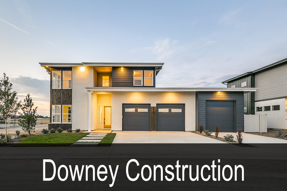 Downey Construction Home Movado Estates - Meridian, ID